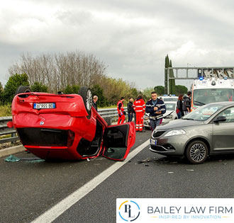 Serious Car Accident Lawsuits: Who's to Blame?