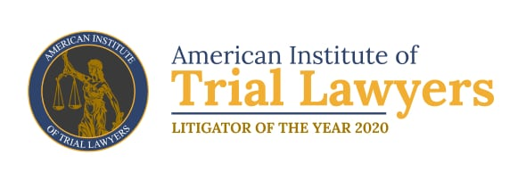 Jenna Bailey honored as Litigator of the Year in 2020 by The American Institute of Trial Lawyers