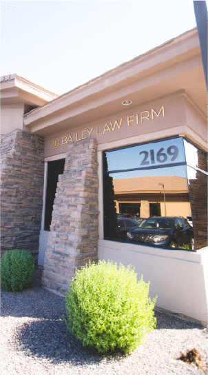 Bailey Law Firm office exterior