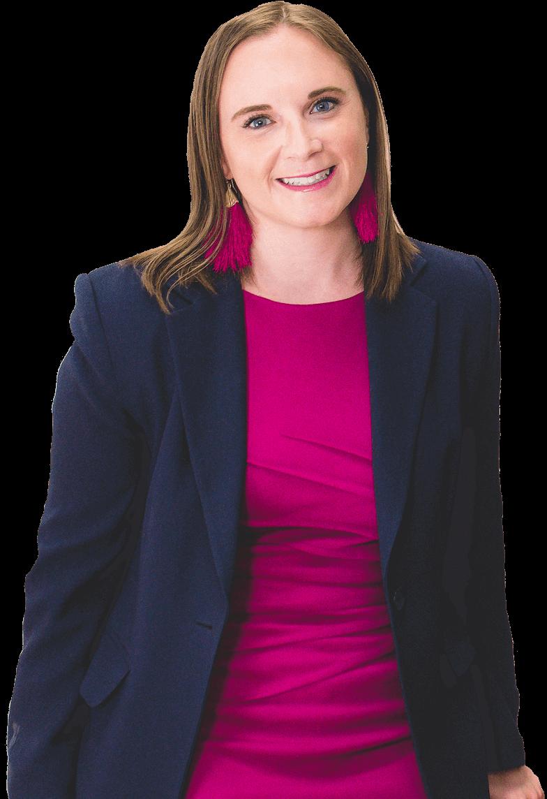 Rebecca Stauffer, Attorney